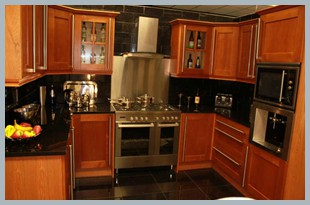 Cherry Oak Kitchen Units At Low Prices